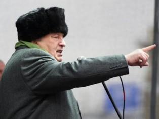Жириновский определился с предвыборным лозунгом