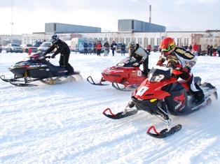 Гонки на снегоходах в Ижевске пройдут без команды из Удмуртии