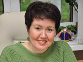 Ольга Чиркова, мама ижевских журналистов: