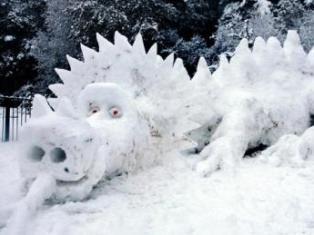 В Ижевске появятся драконы