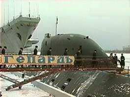 На Северном флоте произошло ЧП с подводной лодкой, которое тщательно скрывают