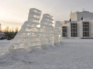 Сити-менеджер Ижевска о разрушенном ледовом городке: просто у людей руки чешутся