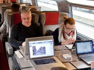 Из-за Wi-Fi в поездах на один рубль подорожают билеты