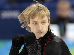 Фигурист Плющенко выиграл квалификацию на чемпионате Европы