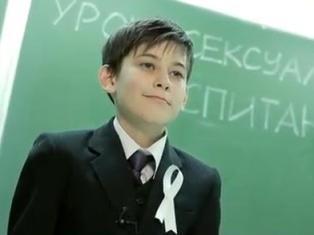 Ижевский школьник готовится к президентским выборам