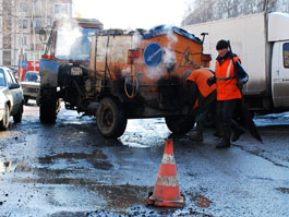 Ижевчане жалуются на плохую дорогу до Воложки