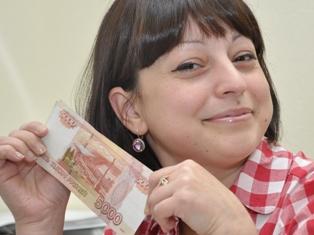 За месяц доходы жителей Удмуртии выросли почти до 21 тысячи рублей