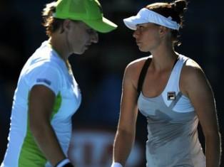 Вера Звонарева и Светлана Кузнецова выиграли Чемпионат Австралии по теннису