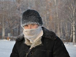 В выходные морозы в Ижевске усилятся