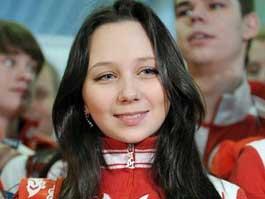 Медведев подарил спортсменкам из Удмуртии по айпаду