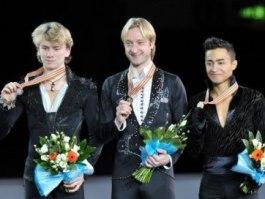 Евгений Плющенко стал семикратным чемпионом Европы
