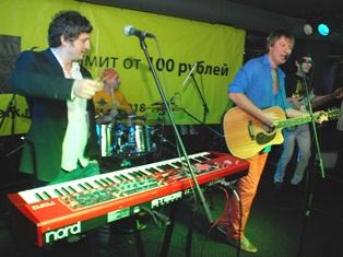 Зрители в Ижевске взяли штурмом концерт группы «Ундервуд»