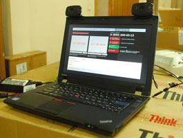 Первые программно-аппаратные комплексы для видеонаблюдения за ходом голосования поступили в Удмуртию в выходные