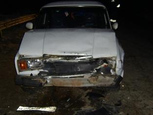 В Удмуртии по вине пьяного водителя в больницу попал ребенок