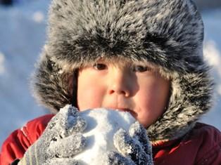 В Ижевске ученики начальной школы из-за мороза не пошли на занятия