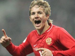 Футболист Павлюченко перешел из «Тоттенхэма» в московский «Локомотив»