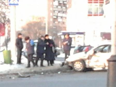 В Ижевске гаишника-лихача после ДТП с министрами могут уволить из полиции