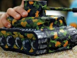 Вице-премьер РФ Рогозин: Российские дети должны играть с российскими танками
