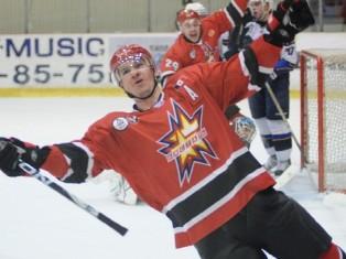 Хоккейный клуб «Ижсталь» разгромил «Казцинк-Торпедо»
