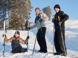 Ижевчан приглашают поучаствовать в «Лыжне России»