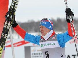 Лыжник из Удмуртии победил в скиатлоне на этапе Кубка мира