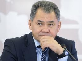 В Удмуртии Шойгу проверит работы в Пугачево