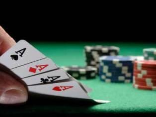 В ижевском клубе играли в покер