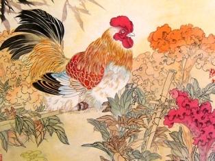 В Ижевске покажут работы китайской художницы, чьи картины есть у Путина и Медведева