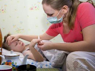 В Ижевске растет число заболевших ОРВИ и гриппом