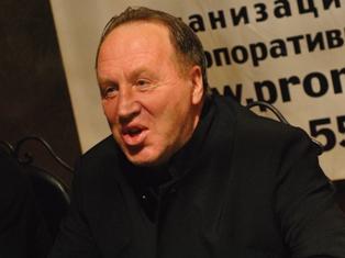 Актер Владимир Стеклов в Ижевске: «В который раз не успеваю съездить на «Ижмаш»