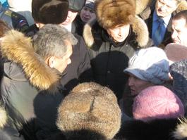 Шойгу о восстановлении домов в Пугачево: Все недоработки необходимо исправить за месяц