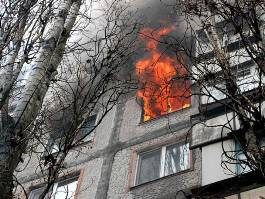 Ижевчанин сгорел в своей квартире из-за тепловентилятора