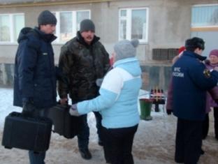 Последствия взрыва на арсенале в Удмуртии: специалисты из Москвы начали обследовать дома
