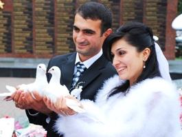 В Ижевске 14 февраля ожидают свадебный бум?