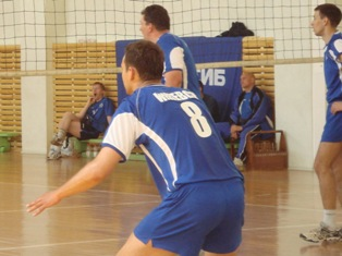 Правительство Удмуртии сыграет в волейбол со студентами