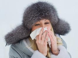 Ижевчан спасли от эпидемии гриппа морозы и «затаившиеся» вирусы