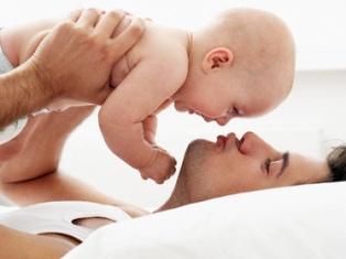 В Великобритании мужчина родил ребенка