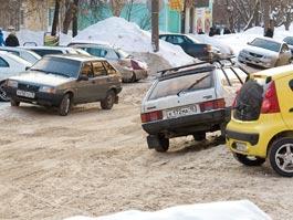 В Ижевске ул. Красногеройская стала еще «одностороннее»