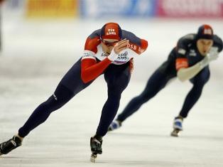 Ижевчан приглашают на всероссийские конькобежные соревнования