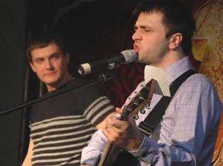 В Ижевске Дмитрий «Люсек» Сорокин проспал с утра до позднего вечера