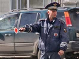 В Ижевске на улице Удмуртская между заправками