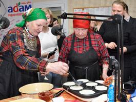 «Бурановские бабушки» хотят накормить блинами Максима Галкина