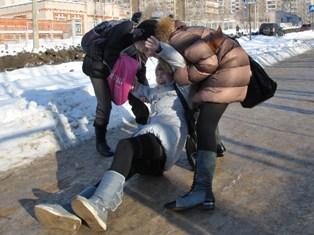 Сити-менеджер Ижевска: меня тоже достали скользкие тротуары