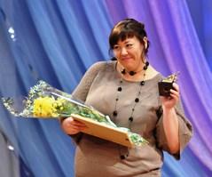 Лучшими спортсменами Удмуртии 2011 года признаны пловец и сумоистка