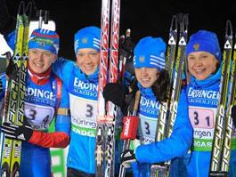 ЧМ по биатлону: определен состав женской сборной России на спринт