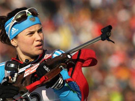 ЧМ по биатлону: в спринте россиянки остались без медалей