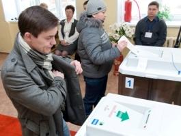 Житель Латвии смог проголосовать в Удмуртии