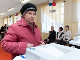 В Удмуртии на данный час Путин набрал 66%