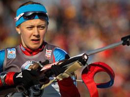 Шипулин и Вилухина принесли России первые медали на ЧМ по биатлону