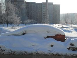 Что ижевчанам делать, если не вывозят снег?
